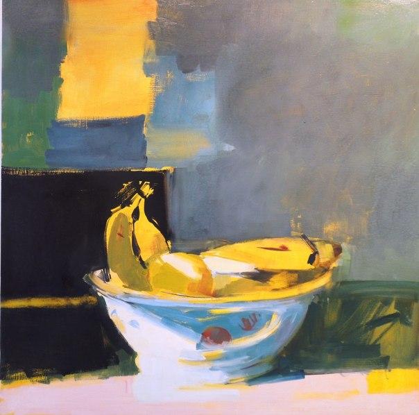 """Cathy Chin """"Bananas 2"""""""