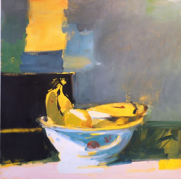 "Cathy Chin ""Bananas 2"""
