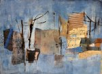 """Beverly Silva """"Linear Procession"""""""