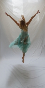 Eric Hovermale – A Dancer, Photograph