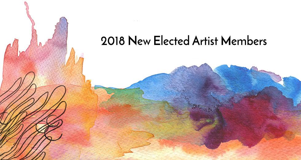 2018 New ALRI Elected Artists