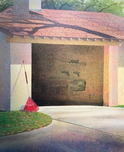 "Eric Diehl ""Guns in Garages"""