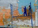 "Robert Easton ""Havana Wall 1"""