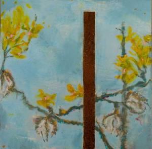 """Kari Englehardt """"arbusto de creosota creosote bush"""""""