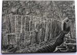 "Shannon Kerner ""Slow Cool Cave (Fingal's Cave)"""