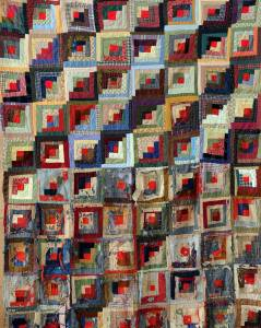 """Mariella Bisson """"The Widow's Quilt - Mending, Healing and The Time that Takes"""""""