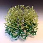 """Rachel Chambers """"Green Lotus"""""""