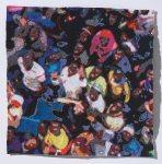 """Margaret Jo Feldman """"Abstract Refugees #6"""""""
