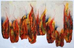 "Joanne Weis ""Ancient Element - Fire"""