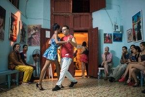 "Denise Bass ""Casa del Tango, Gibara, Cuba"""