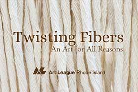 ALRI Twisting Fibers Exhibition