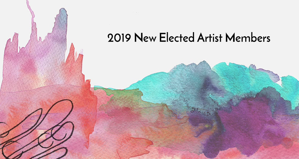 Art League Rhode Island 2019 Elected Artists
