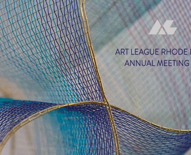 Art League Rhode Island 2019 Annual Meeting