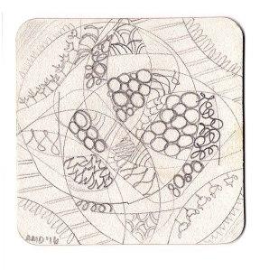 "Selina Doroshenko ""Pattern II"""