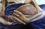 "Candice Flewharty ""Brain Injury - NFL Hero Steve Smith"""