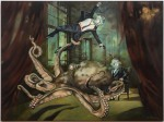 """Corinne Chaix """"Underwater – Octopus"""""""