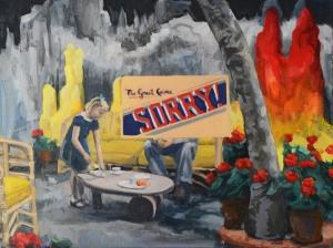 """Stevens Stevens """"The Great Game"""""""