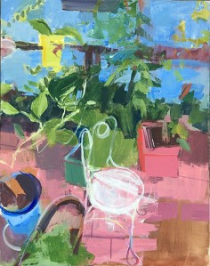 "Cathy Chin ""Greenhouse Garden Jive"""